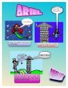 shelley comic