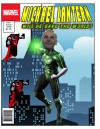 comic book cover Templatemichael