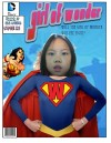 comic book cover Vivian